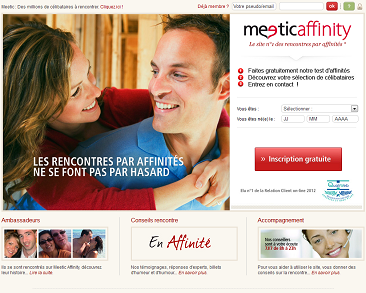 Site de rencontre meetic avis